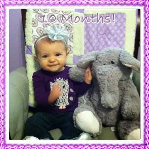 10 months, Failure to Thrive, Baby, Elephants