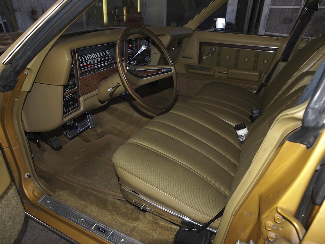 Sell Used No Reserve Auction Show Stopping 1974 Ford Ltd