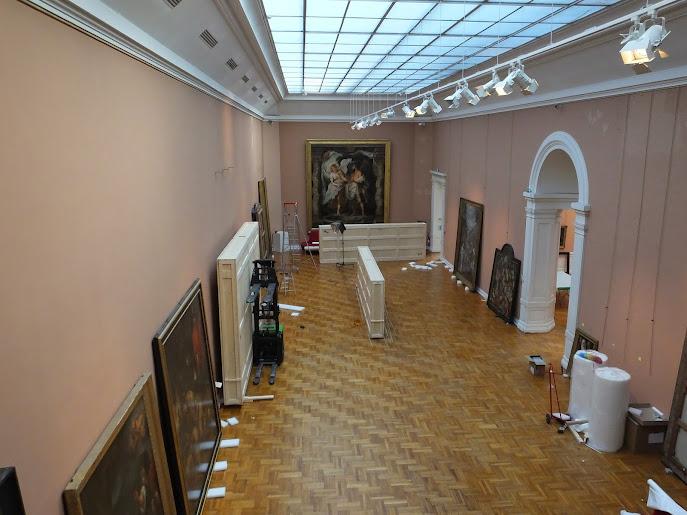 Campagnes de constats d'état - Musée des Beaux-arts de Valenciennes