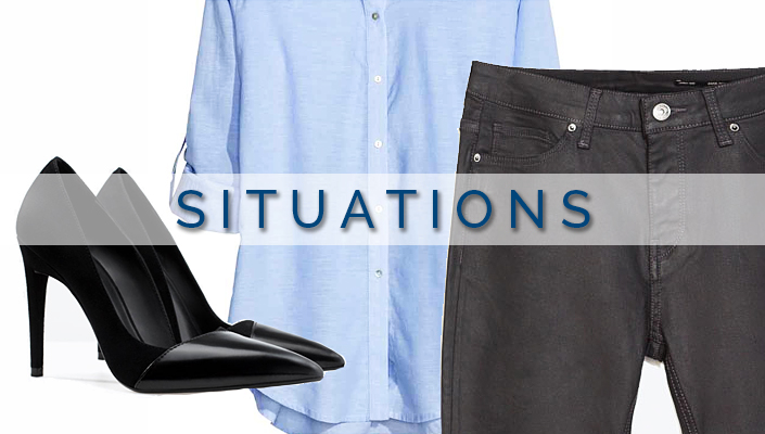 casual chic, situations, fashion inspiration, what to wear to a professional meeting, outfit idea