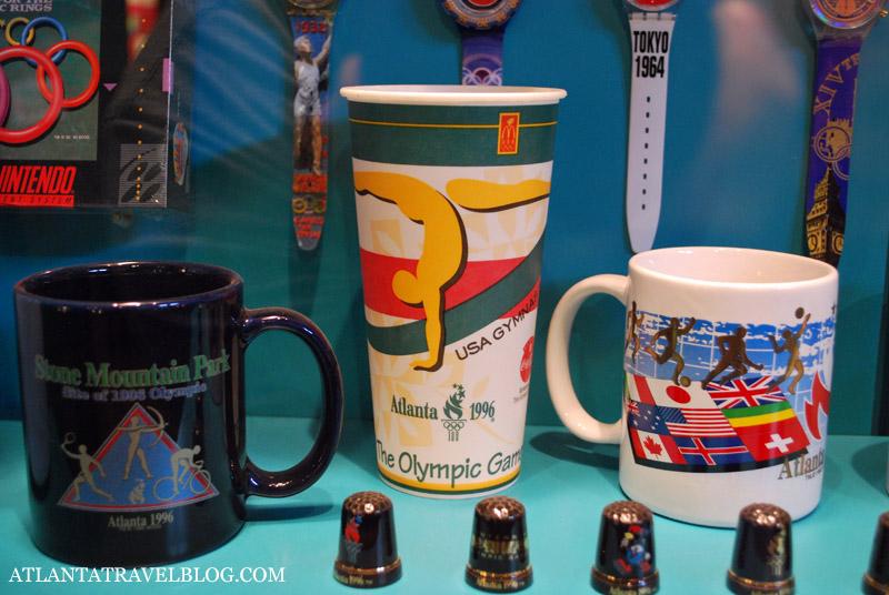 Олимпиада в Атланте