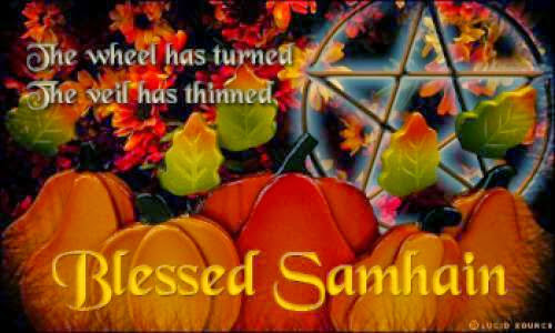 All About Samhain