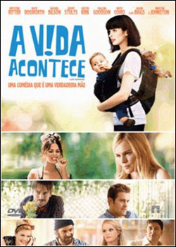A Vida Acontece BDRip AVI Dual Audio