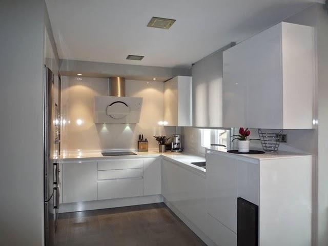 Lovik cocina moderna tienda de muebles de cocina desde for Cocinas modernas blancas precios