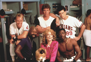 Major League movie Charlie Sheen Tom Berenger