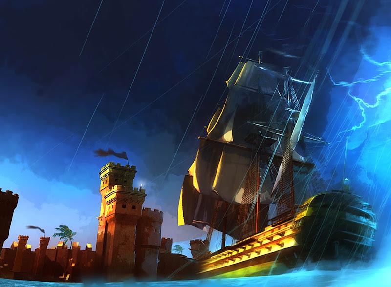 Pirate Dice board game