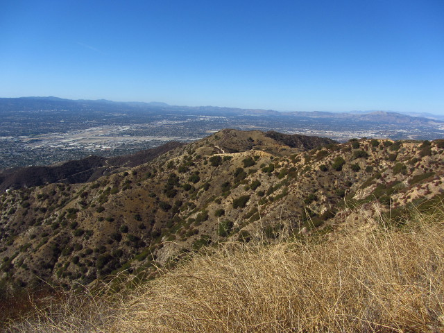 Verdugo Mountains