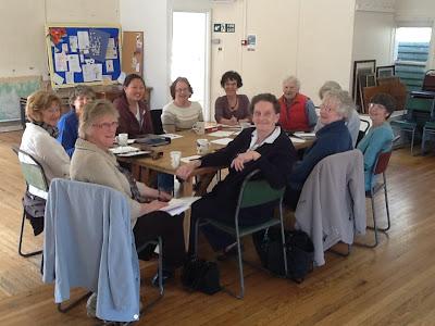 The Befrienders' meeting 23 April 2013