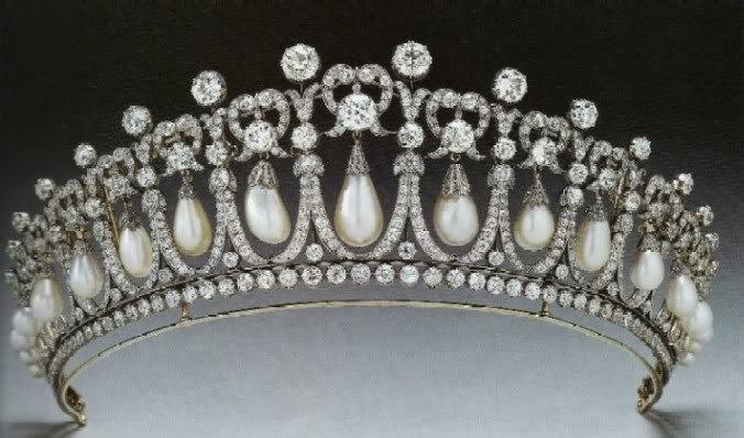 Joyas de la familia real Britanica 263cvwy