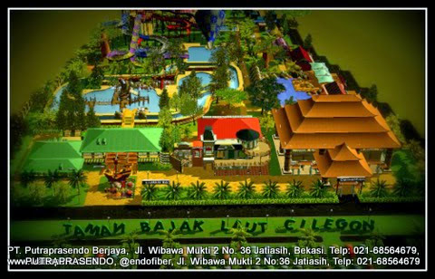 3D Waterpark Indonesia