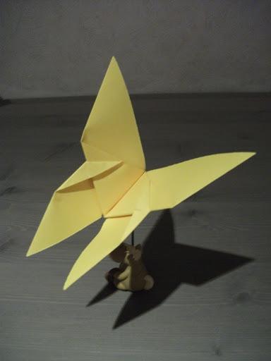 Origami Borboleta
