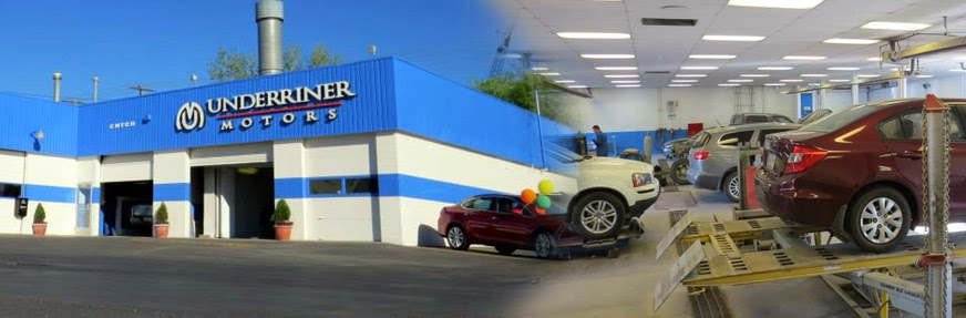 Underriner Auto Body Shop Collision Center Downtown