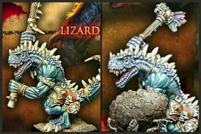 Kroxigor Avatars of War