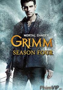 Săn Lùng Quái Vật 4 - Grimm Season 4 poster
