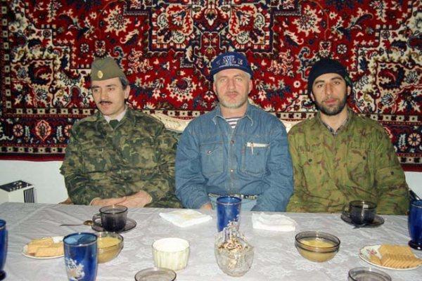 Герменчукцы всегда будут помнить первого президента ЧРИ Джохара Дудаева /VIDEO)