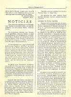Hojita Parroquial de 1938 de Candelario Salamanca 1
