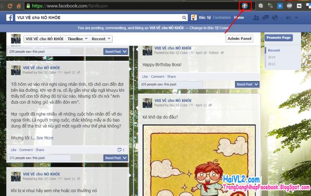 cách thay đổi giao diện facebook dễ nhất