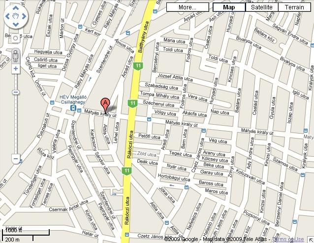 budapest csillaghegy térkép Ringató Óbuda: Foglalkozások budapest csillaghegy térkép