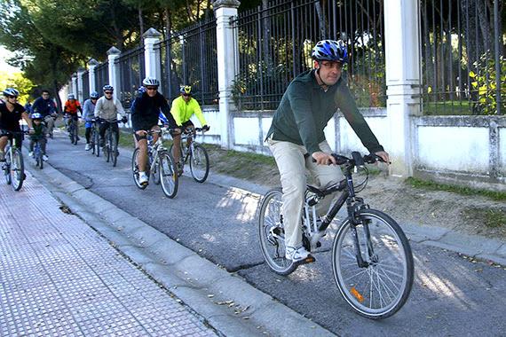 Plan de Fomento de la Bicicleta en el entorno urbano de Móstoles