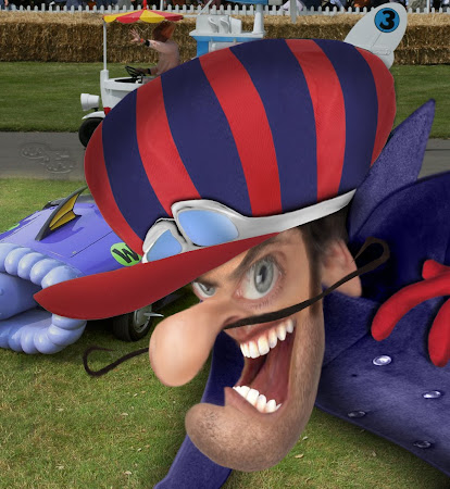 Dick Dastardly Untooned