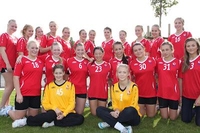 J15 på Åssiden cup 2011