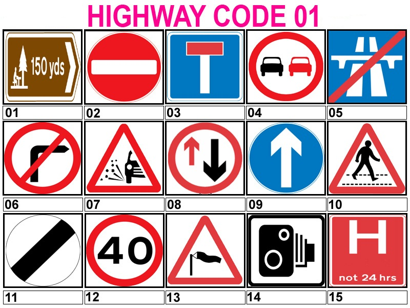 Highway Code Test | From Emily To You