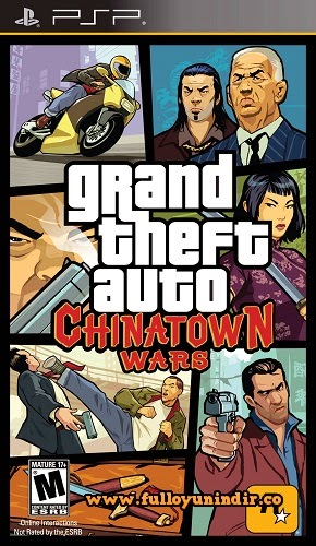 GTA – Chinatown Wars PSP