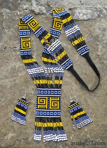 купить заказать приобрести украшения из бисера украина