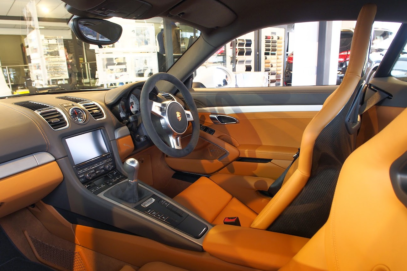 white exterior agate orange interior w bucket seats page 1 boxster cayman pistonheads. Black Bedroom Furniture Sets. Home Design Ideas