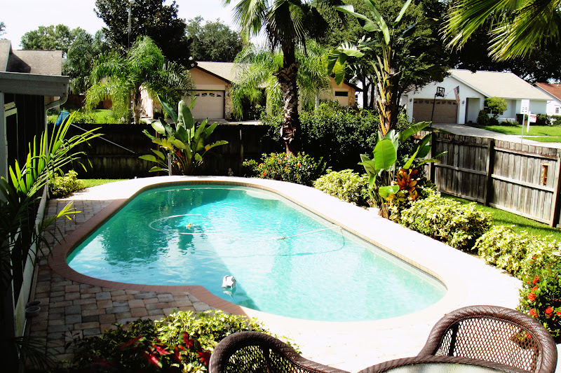 New Port Richey Pool Home for sale
