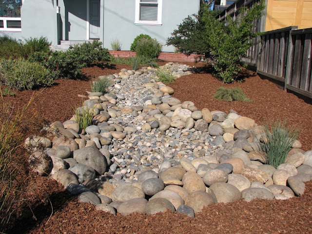 1000 images about dry creek bed on pinterest dry creek for Dry garden designs