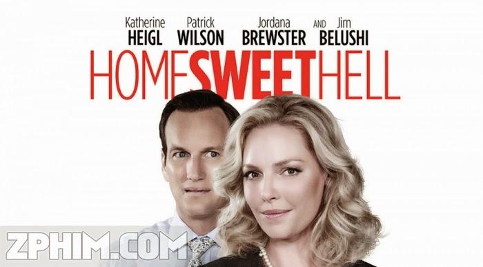 Ảnh trong phim Địa Ngục Ngọt Ngào - Home Sweet Hell 1