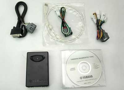 YDT – Yamaha Diagnostic Tool