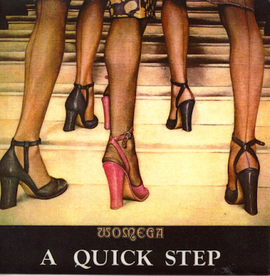 Womega ~ 1975 ~ A Quick Step