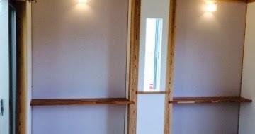 木の平屋に住みたい: web内覧会2 【寝室】