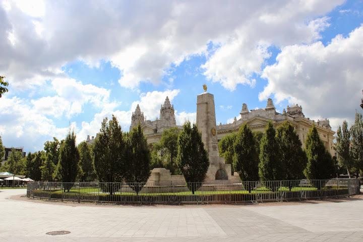 Liberty Square, Budapest. Politics, Conflict, Culture: Contemporary Budapest in Context