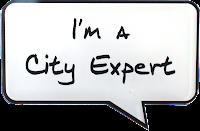 City Expert badge