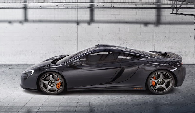 McLaren Special Operations launches 650S Le Mans
