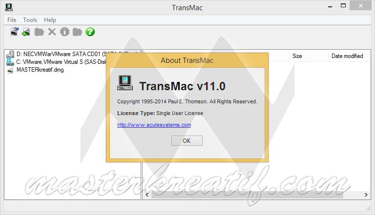 TransMac Details