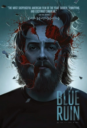 Filme Poster Blue Ruin HDRip XviD & RMVB Legendado