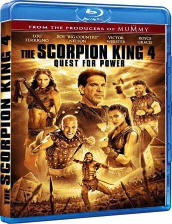 Assistir Filme O Escorpião Rei 4 Busca Pelo Poder – Legendado