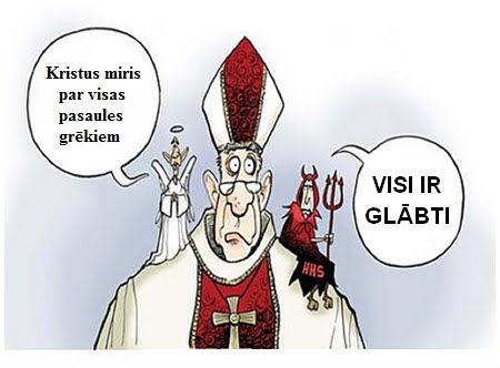 Tikšanās Romas katoļu debesīs