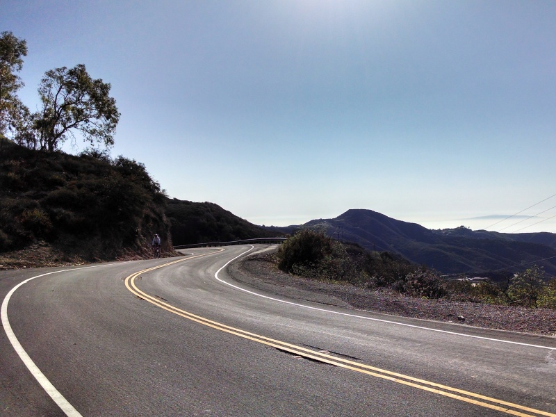 Malibu Seven Canyon Classic • Latigo Canyon