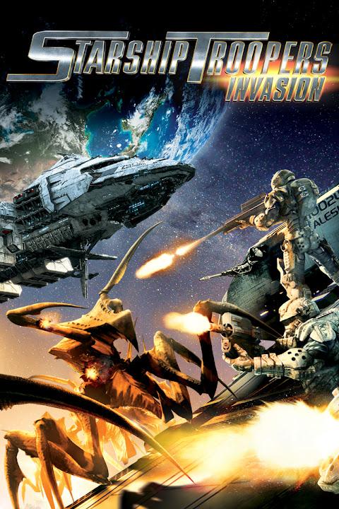 Starship Troopers Invasion 2012 Fanatico Sdd Fanatico