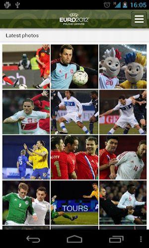 Descargar aplicacion Eurocopa 2012 movil