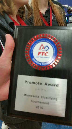 Promote Award