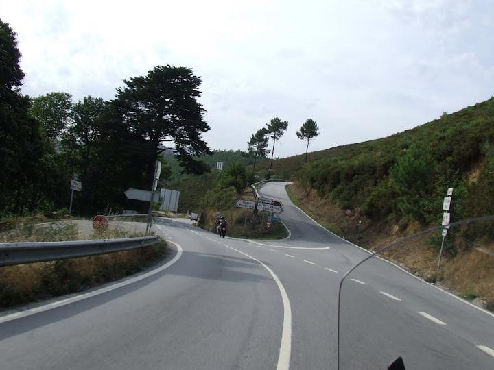 Indo nós, indo nós... até Mangualde! - 20.08.2011 DSCF2206