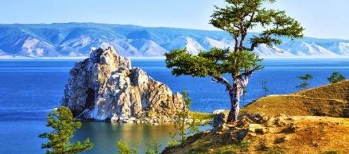 RT  Lago Baikal