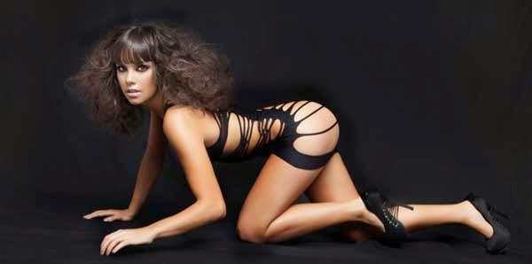Cristina Pedroche desnuda y guapa