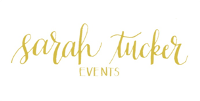 Sarah Tucker Events
